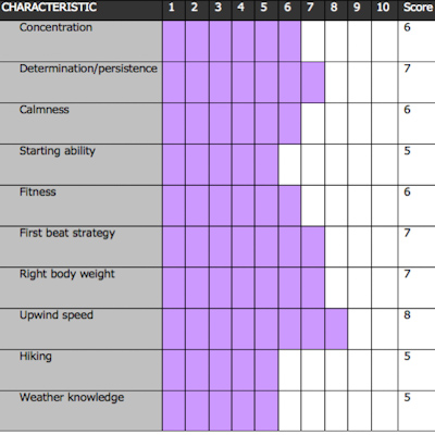 what is performance profiling in sport